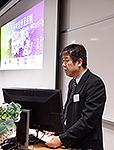 中央人民政府駐香港特別行政區聯絡辦公室教育科技部副巡視員紀建軍先生致辭