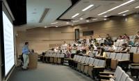 Snapshot at the seminar