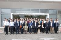 Group Photo with the representatives from the key mainland middle schools