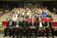 Group photo taken during the Symposium