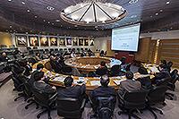 「漢語與世界高峰論壇」在中大舉行