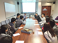 Prof. Chen Yuan-Tsong, Academician of Academia Sinica, visits CUHK and shares his research insights with CUHK members and the general public