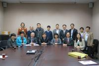 Group photo of the delegation from the Guangdong Hospital of Traditional Chinese Medicine and SBS representatives on 18 March 2016