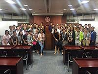 研習班成員訪問香港立法會