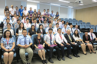 Group Photo for Closing Ceremony of The 4th Summer Institute for Mainland Higher Education Executives