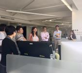 Snapshot taken during the workshop