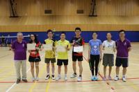 First runner-up: STAFF Team