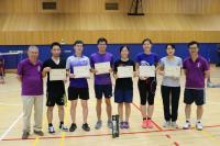 Second runner-up: CBET 1 Team