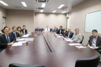 Group photo of the Advisory Board