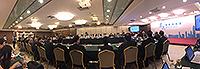 訪京團成員在北京大學出席京港高校交流會