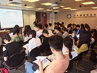訪問平等機會委員會,了解本港反歧視法例執行工作