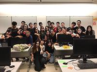 研究體驗計劃及文化交流營兩班同學一同扮鬼扮馬,打成一片
