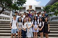 Every year, OALC receives hundreds of delegations from mainland China and Taiwan, including many student delegations