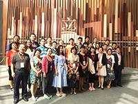 學院成員訪問香港立法會