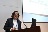 中大哲學系主任鄭宗義教授在論壇上發表主題演講