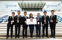 「挑戰盃-全國大學生課外學術科技作品競賽」香港中文大學代表