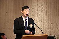李培林副院長在開幕儀式上致辭