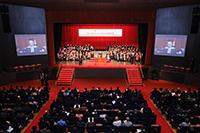 中大舉行第八任校長段崇智教授就職典禮