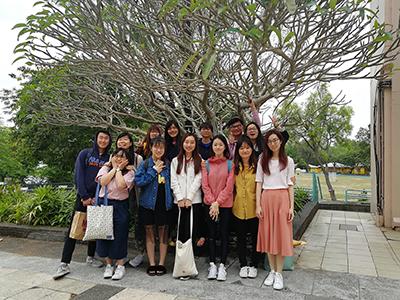 Training Camp for CUHK Wu Zhi Qiao Volunteer Team