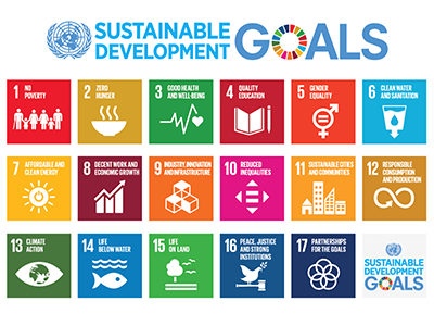 I·CARE's Achievement of Sustainable Development Goals