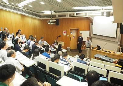 Faculty members gain invaluable insights from speakers' sharing.