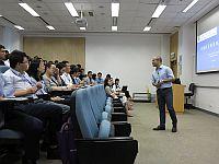 教育學院課程與教學學系尹弘飈教授主持專題講座