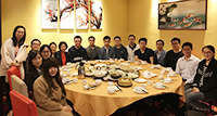 Mainland Visiting Scholars and Students Celebrate CNY with CUHK Members