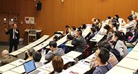 Prof. Chong Kang shares at the CAS Academician Lecture Series