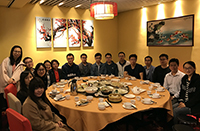 OALC arranges regular gatherings and establishes platforms of exchanges for incoming scholars and students visiting different units of the University