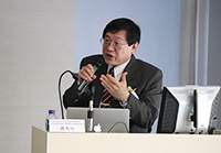Prof. Sun Tian-Shin share expertise with CUHK members at lecture