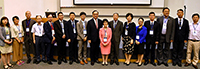 Group Photo of Symposium's Officiating Guests