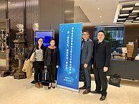 中大協理副校長王淑英教授(左二)率團出席綠色大學聯盟活動