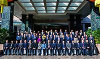 內地與香港科技合作委員會第十四次會議一眾代表合照