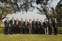 中國大學校長聯誼會2008年會合照