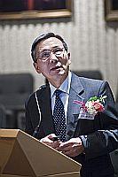 中國科學院數學與系統科學研究院研究員陳翰馥院士