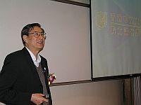 南開大學陳省身數學研究所,中國科學院數學物理學部、數學物理學部常委葛墨林院士