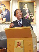 中國科學院福建物質結構研究所,學部科普和出版工作委員會委員、化學部常委會副主任洪茂椿院士