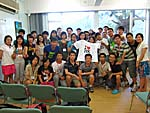 Closing Ceremony of the Summer Cultural Interflow Programme for Mainland Students