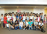 Students visit the Hong Kong Independent Commission Against Corruption