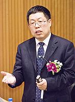 中科院化學部常委、中科院大連化學物理研究所李燦院士