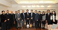 中大代表熱烈歡迎中國社科院學者