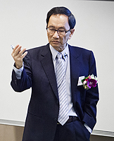 Prof. Andrew H.-J. Wang, Distinguished Research Fellow, Institute of Biology Chemistry, AS