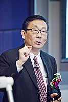 Prof. Wang Kuan, Director of Institute of Chemistry and Nanomedicine Program, AS