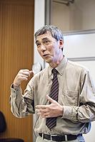 中研院分子生物研究所特聘研究員兼所長姚孟肇院士