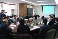 CUHK delegation in meeting with the members of the Health Department of Guangdong Province