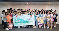 The delegation visits Hong Kong ICAC