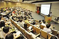 中大生物醫學學院與廣州生物醫藥與健康研究院共同舉辦的幹細胞研究研討會