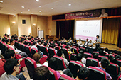 The 12th Wu Ta-you Science Camp Opening Ceremony