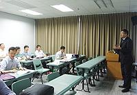 工程學院院長黃錦輝教授與杭州電子科技大學代表團會晤