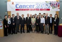 Snapshots taken during the Multidisciplinary Meeting for Cancer Research: Cancer 2012